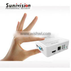 2016 New design new product Portable Support P2P 1080p 8CH 4CH Onvif Mini NVR Quality Choice