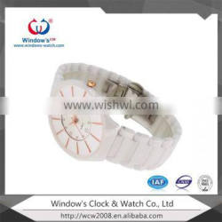 high quality ceramic ladies watch with large face Supplier's Choice