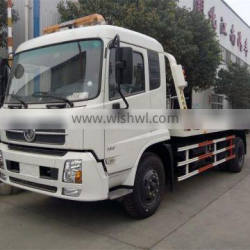 Dongfeng Flatbed Tow Truck Factory Price