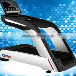 luxury commercial treadmill/tz-8000,running machine for sale