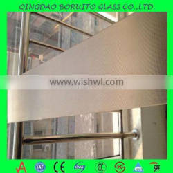 High quality 4mm glass louvre windows price