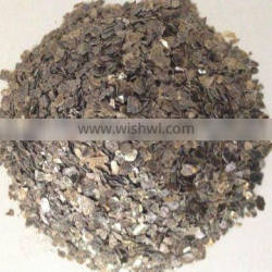 unexpanded vermiculite