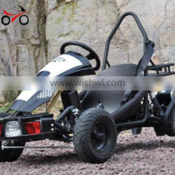 2015 China Zhejiang QWMOTO Upgraded 500W 800W 36 Go kart 36V Single Seat go kart off roadElectric buggy 36V Electric go kart