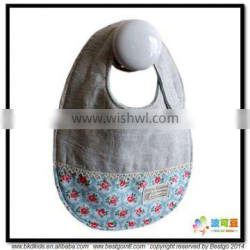 BKD cotton baby burpy bibs from China