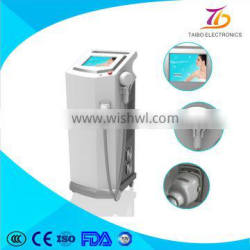 New motion medical equipment for white hair 808nm diode laser hair removal machine