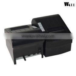 80mm Pos thermal receipt printer with auto-cutter/Serial+USB+Ethernet port