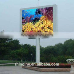 China supplier indoor P6.0 RGB 3 in 1 full color led module led display panel price