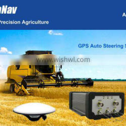 Auto farm hardware withCost-effective Auto steering system SunNav AG-100 system