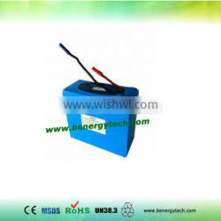 lifepo4 battery 48v 20ah for electric scooter/motorcycle