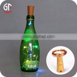 Holiday Products Battery Operated Waterproof String Beer Bottle Led String Light