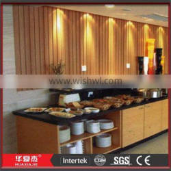 wpc decorative wall panel for dining room