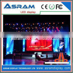 Die casting aluminum indoor /Outdoor rental led display screen p3,p4,p5,p6smd led video wall panel for indoor use