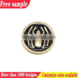 Insect design small buckle footwear buckle accessories