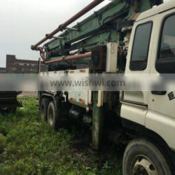 USED SCHWING 34M PUMP TRUCK, GOOD CONDITION, BEST PRICE