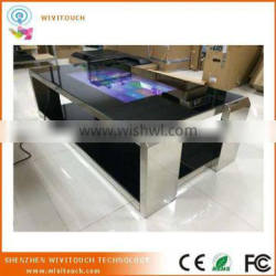 42inch stainless steel WIFI touch tea table for livingroom