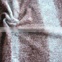 Polyester Sofa Fabric/Fleece In One Side/Ant Fabric