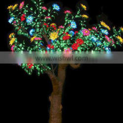 Holiday design with competitive price LED simulation flower light