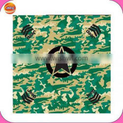 2014custom printed jeep camo bandana