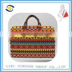 traditional tibetan style 12.5 inch laptop sleeve