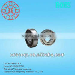 606 Ball Bearing for remote control helicopter , Deep Groove Ball Bearing
