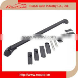 aluminium alloy black off road roof rack