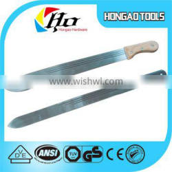 OEM order sugar cane machete knife sale in africa