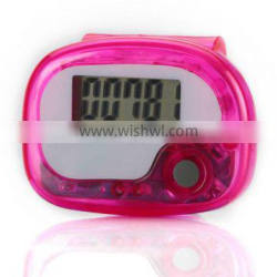 3d pedometer step counter/step counter