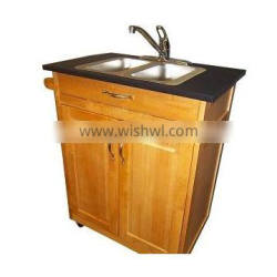 Double Compartment Self Contained Portable Sink