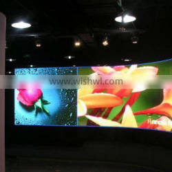 P4mm indoor video scrolling LED display panel