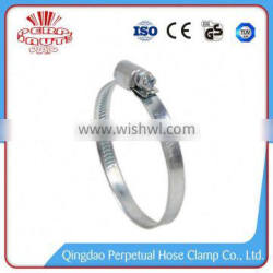 High Quality New galvanized steel hose clamps