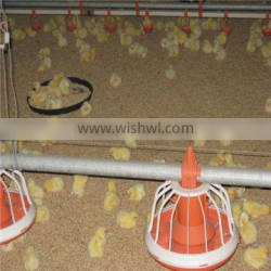 Automatic poultry drinker&waterer feeder farm equipment system