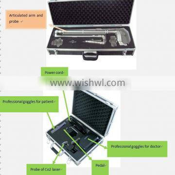 Professional fractional CO2 laser /scar removal Co2 Laser Tube 1000w with CE ceritfication