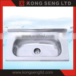 High quality Stainless steel sink 304 Laundry sink -KS-LS-A77