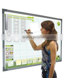Portabel smart board easy move interactive board