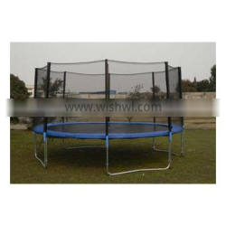 14ft hot sale trampoline with trampoline