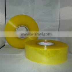 Bopp Transparent Jumbo Roll Tape,Custom Packing Tape,Acrylic Water Activated Adhesive Tape,Clear/Transparent Printing Tape
