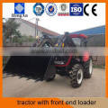 2016 year professional big farm tractor dongqi 100hp 4wd tractor price for sale