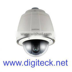 SS406 - SAMSUNG SNP-3302H IP 4CIF WDR SPEED PTZ POE NETWORK DOME CCTV CAMERA DAY & NIGHT 30X OPTICAL ZOOM SSDR H.264 MPEG-4 IP66