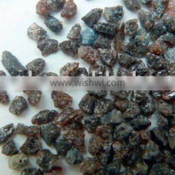 Brown fused alumina for grinding and polishing