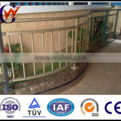 Balcony handrail using metal decorative fitting for sale