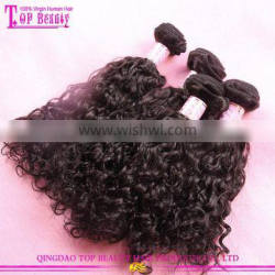 Factory direct sale wholesale price 6A grade mongolian virgin loose curly hair