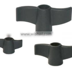 Plastic Wing Knobs With Through Thread BK38.0006