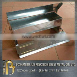 Large capacity waterproof and rat proof automatic galvanized feeder