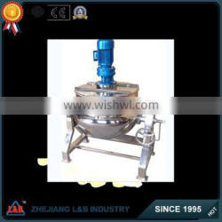 Stainless steel 316 industrial steam cooking equipment with CE certificate
