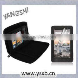 YANGSHI portable EVA laptop case with net divider