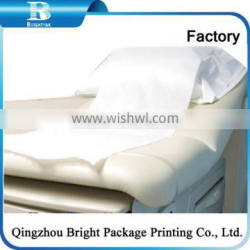 Paper and PE film laminated examination Couch Cover Paper