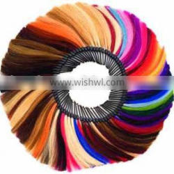 color ring hair extensions