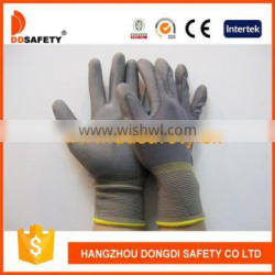 DDSAFETY High Quality Hot Sale 2016 PU Gloves Maxiflex Gloves