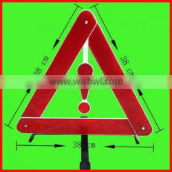 Factory Supply Emergency Warning Triangle