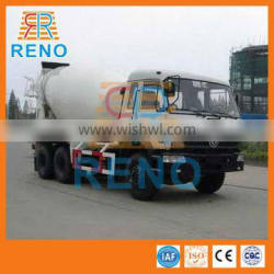 HJC concrete pump truck for sale with low cost for sale
